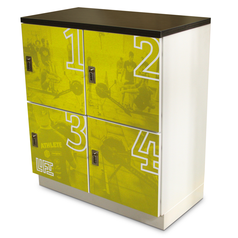 LIFT Locker Systems