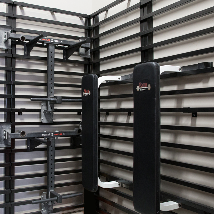 LIFT Wall Rack System