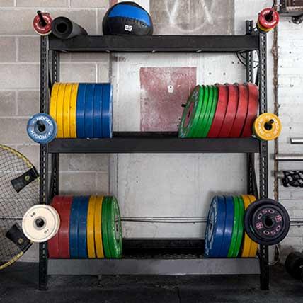 LIFT - Plate Storage