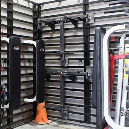 LIFT - HD Wall Rack
