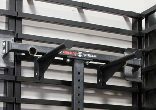 Crossfit Wall Rack Storage